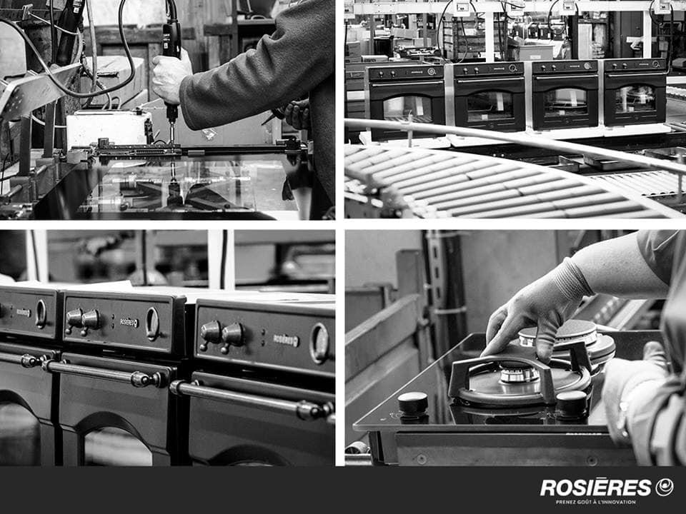 Đánh giá Bếp từ Rosieres – thương hiệu bếp hàng đầu nước Pháp